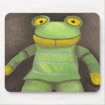 Frog Boy Mousemat