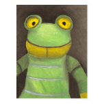 Frog Boy Post Cards