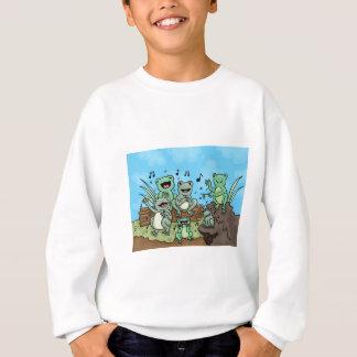 Frog Chorus Sweatshirt