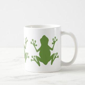 FROG Classic White Mug