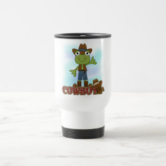 Frog Cowboy T-shirts and Gifts Coffee Mugs
