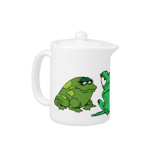 Frog Design Tea/Coffee Pot