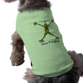 Frog Dog Shirt