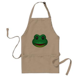 Frog - Emoji Standard Apron