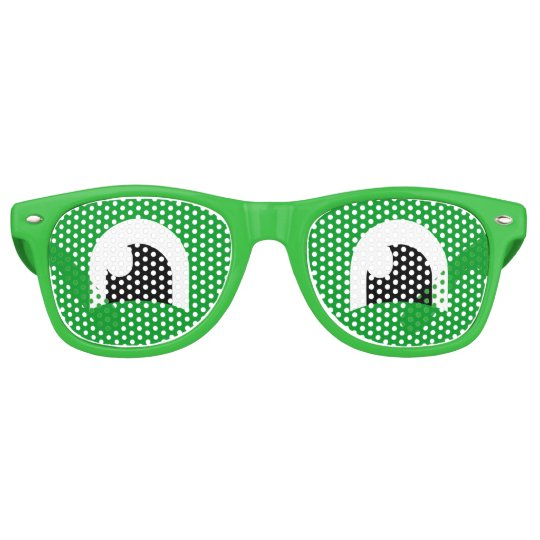 Frog Eyes Sunglasses