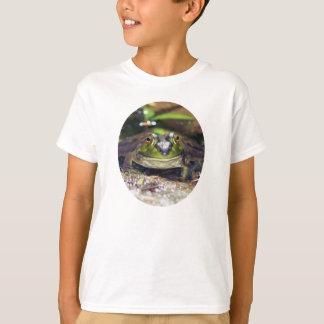 Frog Face Nature T-Shirt