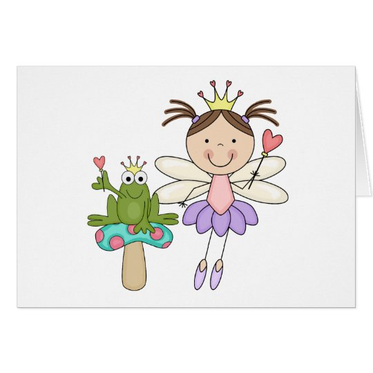 Frog Fair Swamp Magic Tshirts and Gifts Card
