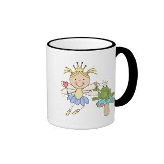 Frog Fairy Magic Blond Tshirts and Gifts Coffee Mug