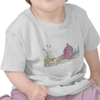 Frog Farm Barn T Shirt