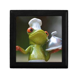 Frog Gift Box