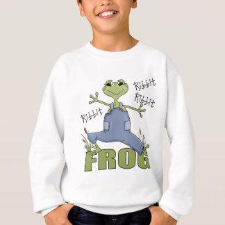 Frog Gift For Kids Sweatshirt