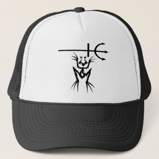 Frog Gigging Trucker Hat
