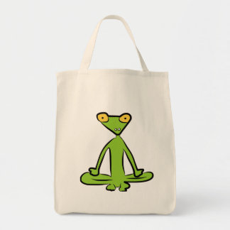 Frog Grocery Tote Grocery Tote Bag