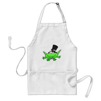 Frog Groom T-shirts and Gifts Aprons