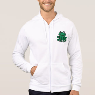 Frog Hooded Pullover