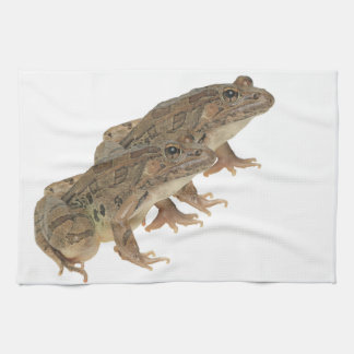 Frog image for Tea-Towel Tea Towel