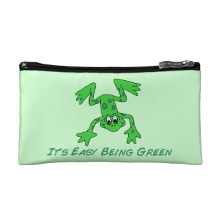 Frog It's Easy Makeup Bag