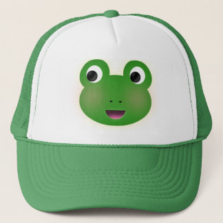 Frog Kawaii Trucker Hat