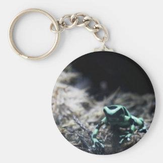 Frog Key Ring