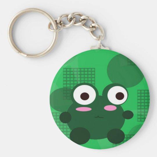 Frog Keychain