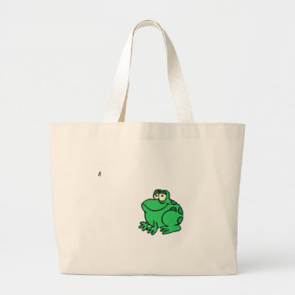 Frog Large Tote Bag