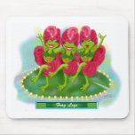 Frog Legs Mouse Pad