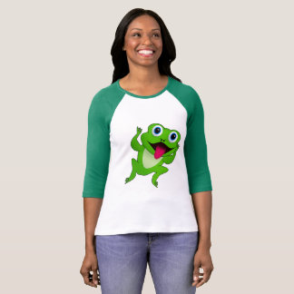 Frog Long Sleeve Shirt