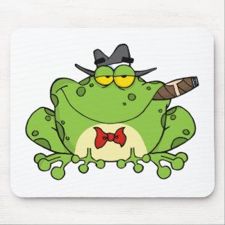 Frog Mobster Mousepad