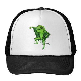 Frog Monster Mesh Hats
