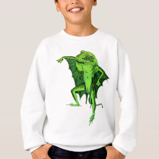 Frog Monster Sweatshirt