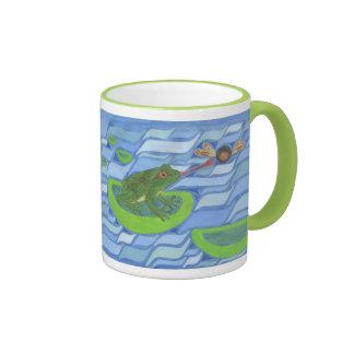 Frog Ringer Mug