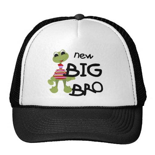 Frog New Big Bro Hat