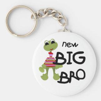Frog New Big Bro Tshirts and Gifts Keychains