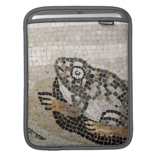 Frog, Nile mosaic, from the House of the Faun iPad Sleeve