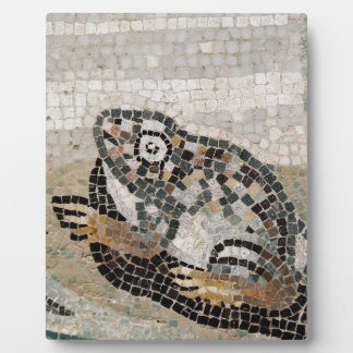 Frog, Nile mosaic, from the House of the Faun Plaques