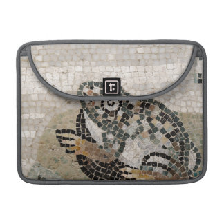 Frog, Nile mosaic, from the House of the Faun Sleeve For MacBook Pro