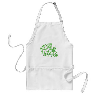 Frog of Peace Standard Apron