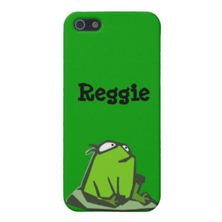 Frog on Rock Cover For iPhone 5/5S