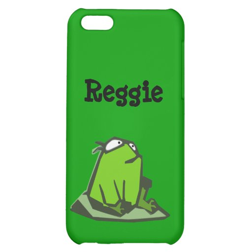 Frog on Rock iPhone 5C Cover
