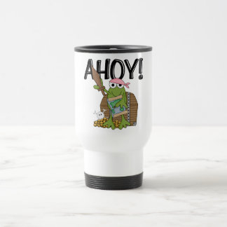 Frog Pirate With Gold - Girl T-shirts and Gifts Coffee Mug