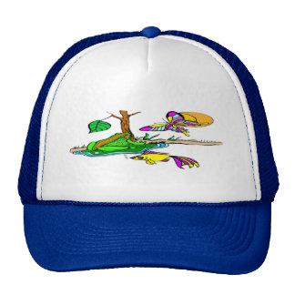 Frog Pond Mesh Hat