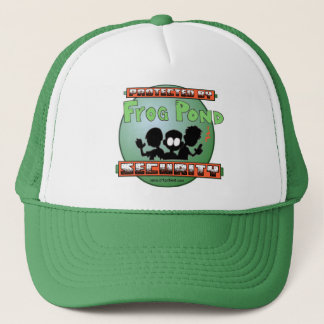Frog Pond Security Service Hat
