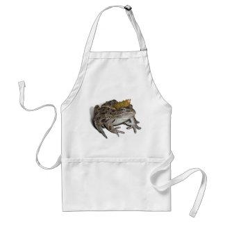 Frog Prince Apron