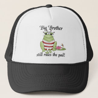 Frog Prince Big Brother Tshirts and Gifts Trucker Hat
