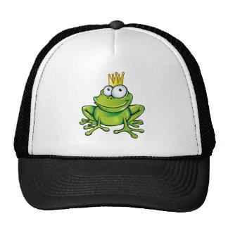frog prince cap