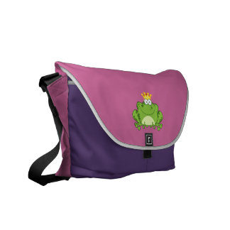 Frog Prince Commuter Bag
