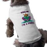 Frog Prince Doggie Tee Shirt