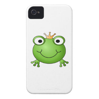 Frog Prince. Happy Frog. iPhone 4 Cover