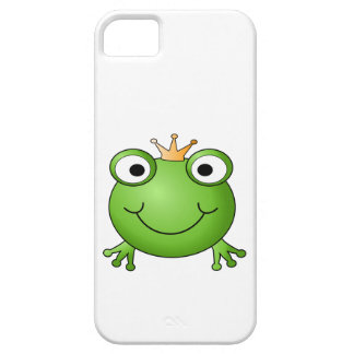 Frog Prince. Happy Frog. iPhone 5 Case