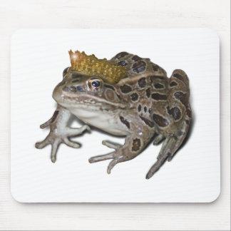 Frog Prince Mouse Pad